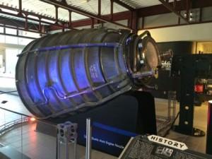CCSSC Engine Nozzle