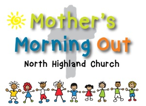 Mother's Morning Out at North Highland