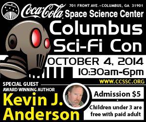 CCSSC Sci-Fi Con