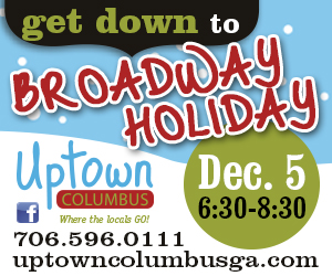 Uptown Broadway Holiday 2014