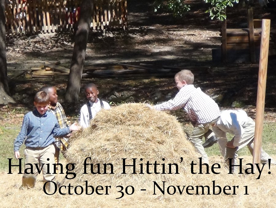 (Lumpkin, GA) Fall Harvest Days at Historic Westville