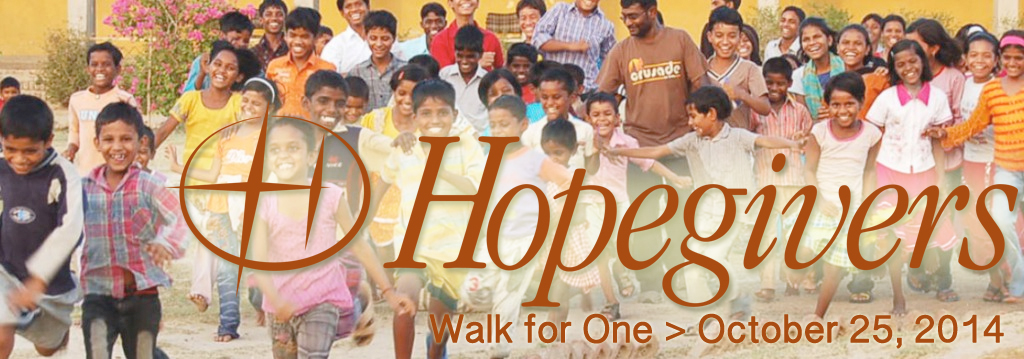 Walk For One