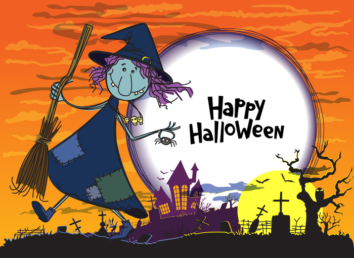 Halloween Happenings at the Library 2014