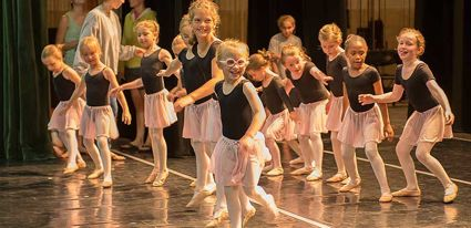 Kids in Ballet