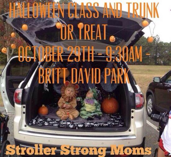 SSM Halloween Class