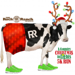 a christmas country in lights 5k