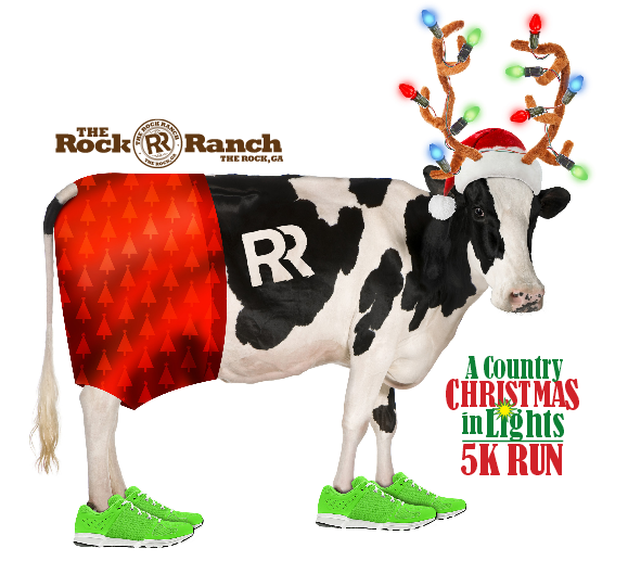 A Country Christmas In Lights 5K & Fun Run