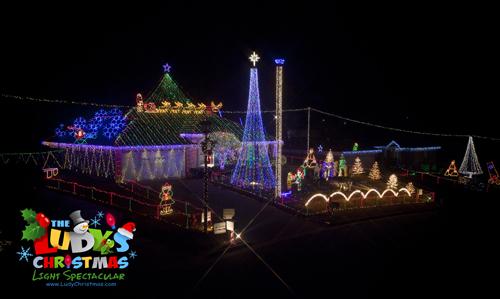 Ludy Christmas Light Spectacular