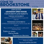 Brookstone Open House