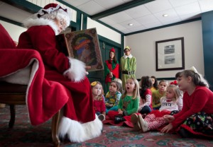 Story Time with Mrs Claus @ Callaway Gardens