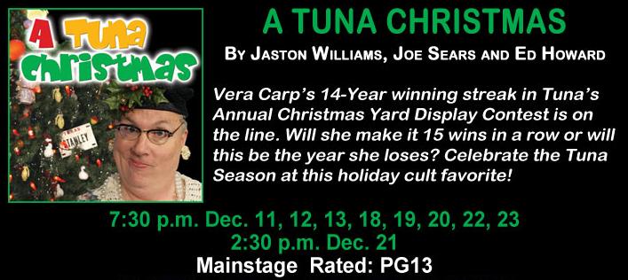 "The Springer Presents ""A Tuna Christmas"""