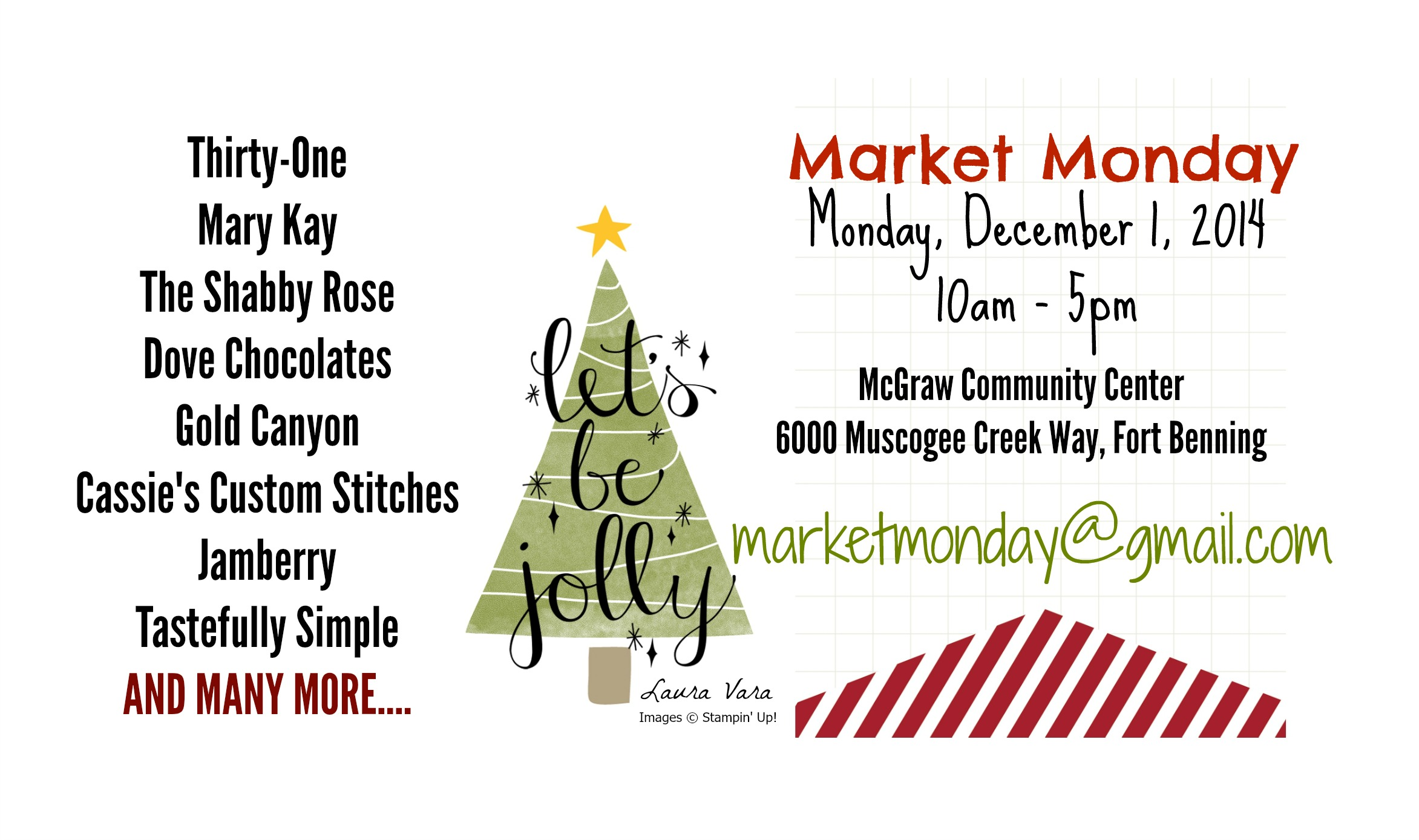 Market Monday on Ft. Benning