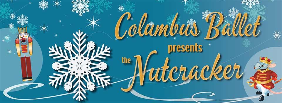 "The Columbus Ballet Presents ""The Nutcracker"""