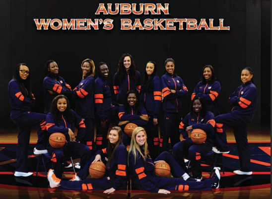 Auburn University Women's Basketball Games