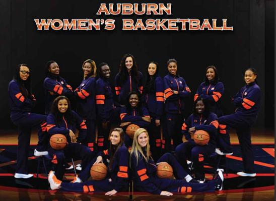 Auburn University Women's Basketball Games