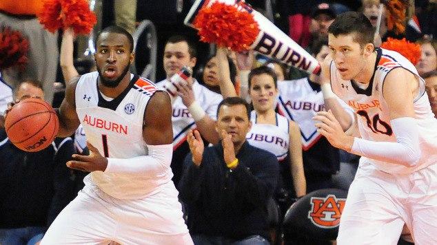 Auburn University Men's Basketball Games