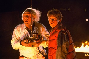 Family Movie Matinee: Back to the Future