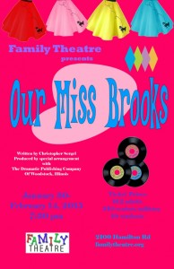 Family Theatre presents Our Miss Brooks @ Family Theatre | Columbus | Georgia | United States
