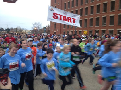 15th Annual Reindeer Run