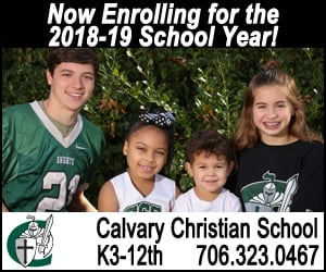 Calvary Christian Jan2018