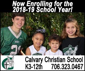 Calvary Christian Jan2018
