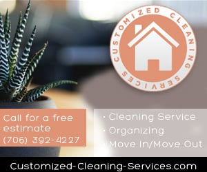 Customized Cleaning Services ad