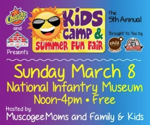 Kids Camp Fair 2015