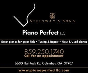Piano Perfect ad