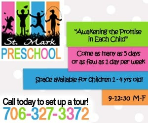 St Mark Preschool 300×250