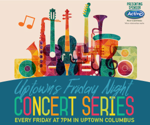 Uptown Friday Night Concert Series