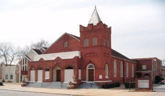 Friendship Baptist Church; Credit: GreaterColumbusGa.com