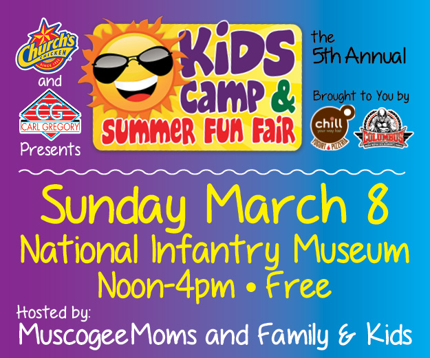 Top 10 Reasons to go to Kids Camp Fair 2015