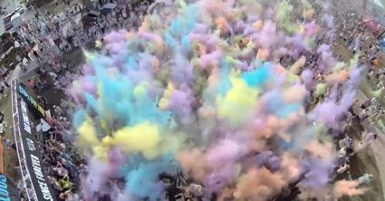 Color Bomb Party
