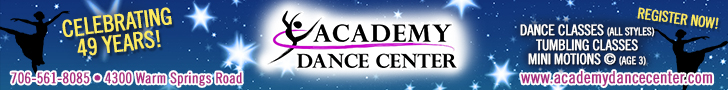 Academy Dance August 2017 Leaderboard