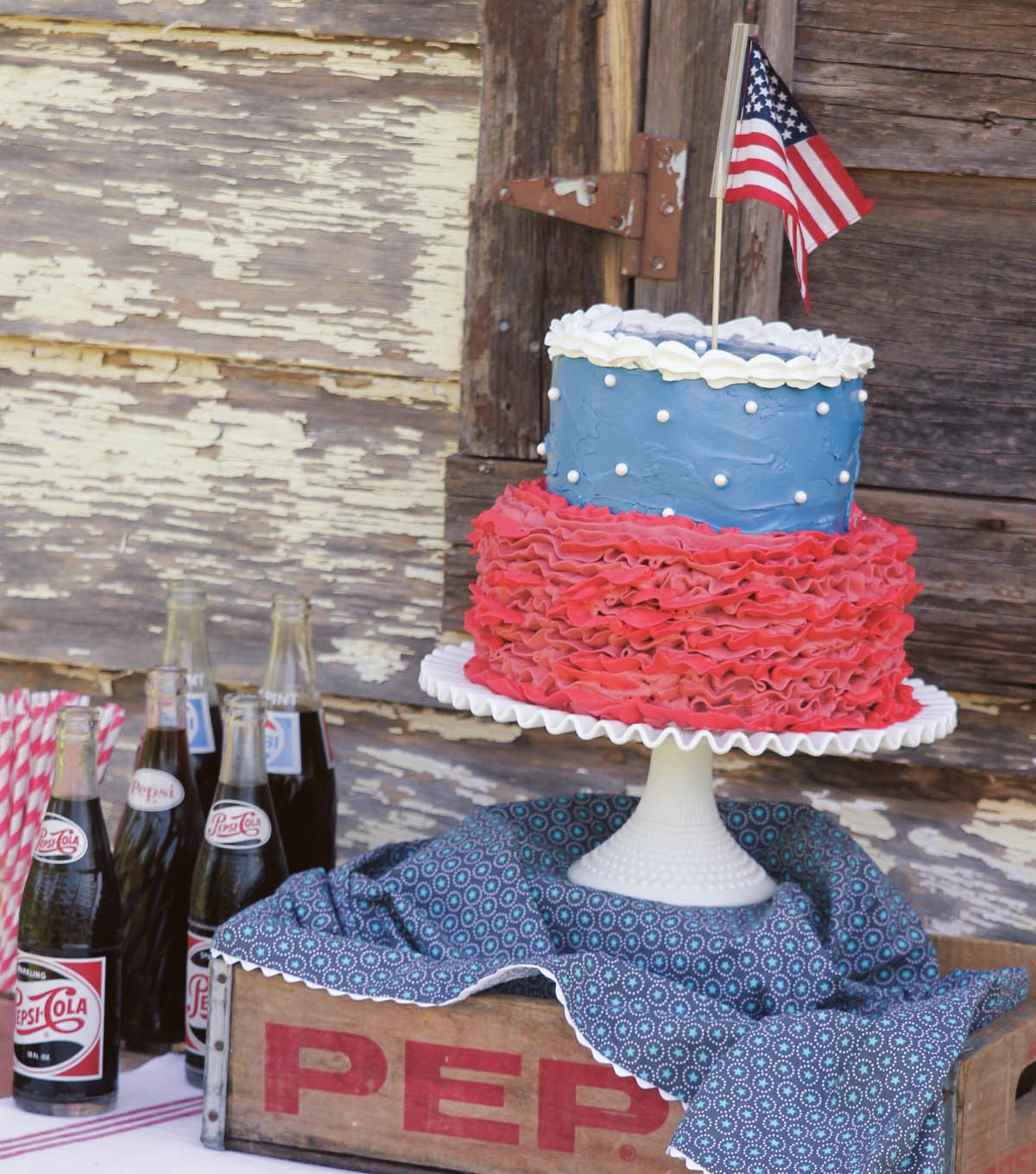 Star-Studded Crafts for July Fourth