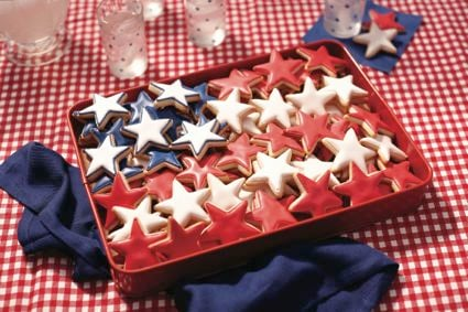 Tasty Cooking ~ 4 Treats for the 4th of July