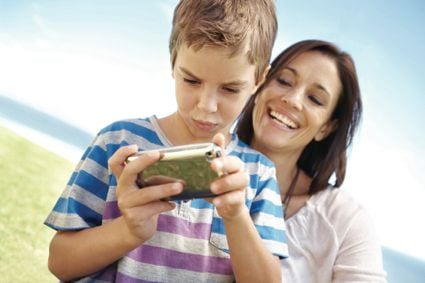 Kid Friendly Cell Phone