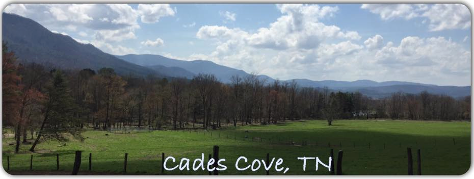 Cades Cove, Great Smokey Mountains National Park