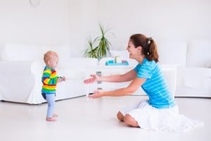Potty Training Child: First Steps