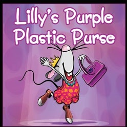 GIVEAWAY: Lilly's Purple Plastic Purse