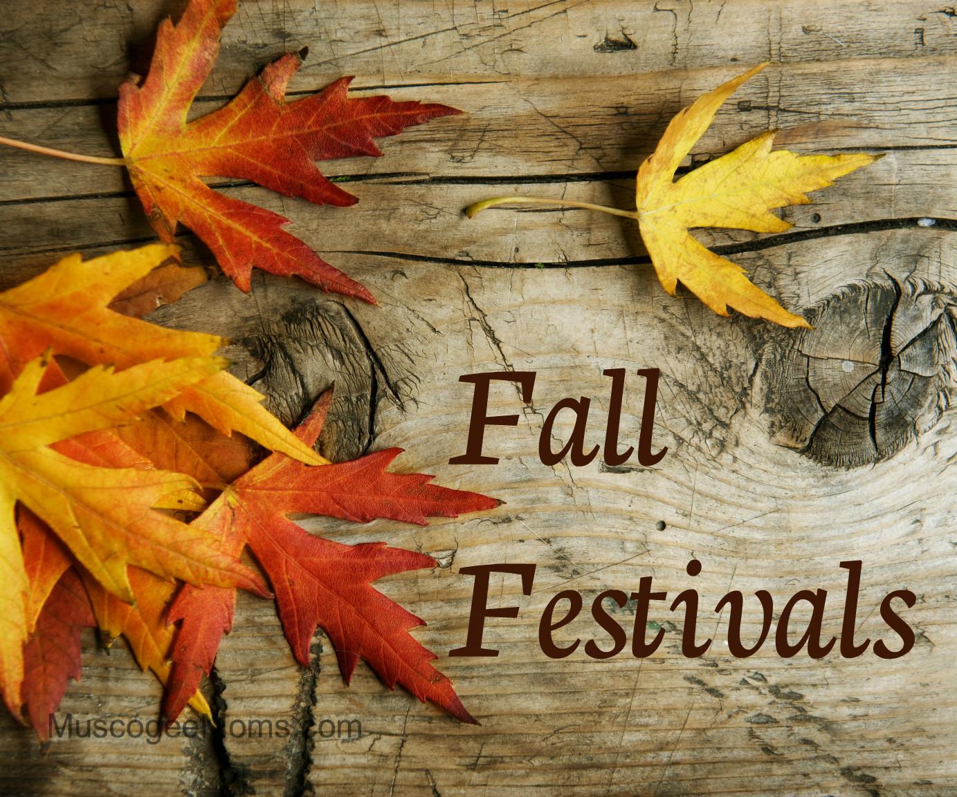 Fall Festivals Guide