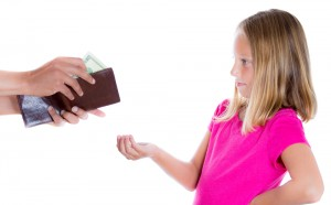 Paying Children for Chores