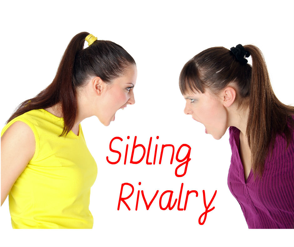 We are Family: Stopping Sibling Rivalry