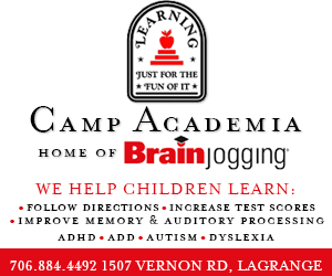 Camp Academia Brain Jogging