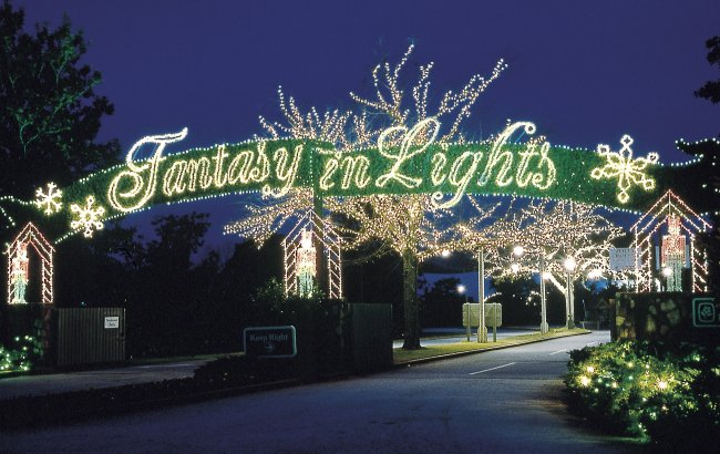 Winter festivals and holiday events muscogee moms - Callaway gardens festival of lights ...