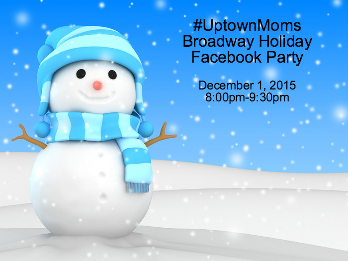 #UptownMoms Holiday Facebook Party