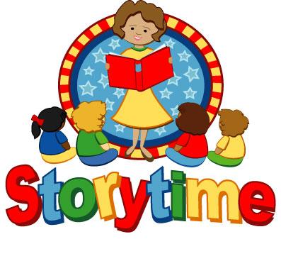 Storytime at LaGrange Memorial Library