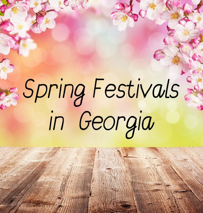 Spring Festivals in Georgia