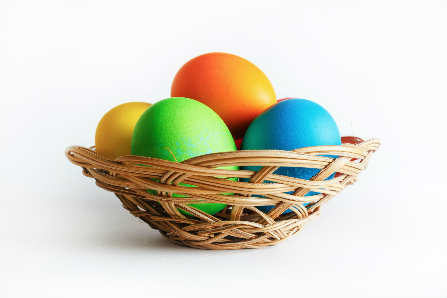 Easter Egg Dyeing Guide