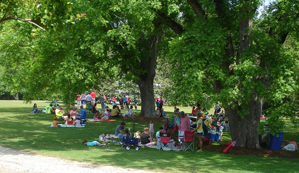 Canceled – Picnic In The Garden at Hills & Dales